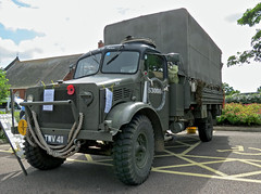 TWV411 Bedford O Type Army Lorry (Beer Dave) Tags: truck army bedford o military wwii lorry type ww2 vehicle british haverhill hcvs twv411