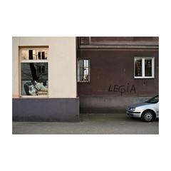 *** (dzarro72) Tags: city urban window car digital volkswagen panasonic warsaw micro43 lumixg1
