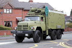 M0016-Sandbach (day 192) Tags: truck wagon military lorry zil lorries militaryvehicle sandbach transportshow transportrally preservedmilitaryvehicle sandbachfestivaloftransport q268jjo