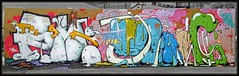 Jaws - Tchad (PMCrew) (Gramgroum) Tags: street art marseille lotus amor locker jaws greetings pm imo tchad inos pmcrew sowat