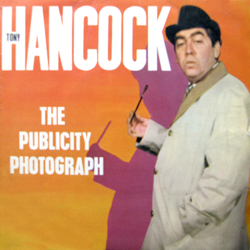 Tony Hancock - The Publicity Photograph