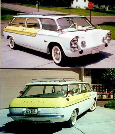 Corvair station wagon