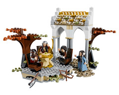 LEGO The Lord of the Rings 79006 - The Concil of Elrond (THE BRICK TIME Team) Tags: brick lego lord lotr rings herr hdr ringe