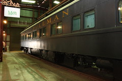 Seaboard Coast Line No. 301- Superb / 2013-0420D048 (TRCP Alliance) Tags: alaska washingtondc museums palacehotel sanfranciscocalifornia uspresidents seaboardcoastline nationalregisterofhistoricplaces stateofgeorgia railroadmuseums southeasternrailwaymuseum unitedstatesdepartmentoftheinterior duluthgeorgia gwinnettcountygeorgia pullmancompany presidentwarrenharding passengertraincars pullmanrailcars 3595bufordhighway georgiaduluth georgiacountygwinnett pullmanrailcarsuperb