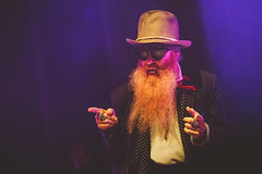BILLY GIBBONS OF THE MOVING SIDEWALKS