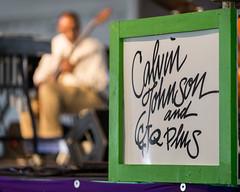 Calvin Johnson and CJQ Plus (Lane Rushing) Tags: louisiana neworleans jazz shallowdof bigmomma herowinner jazzfest2013