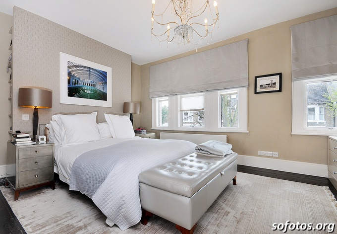 WELTON FOTOS Fotos de quartos de casal planejados e decorados ~ Ver Fotos De Quartos