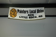 Painters Local Union Tour - Little Rock