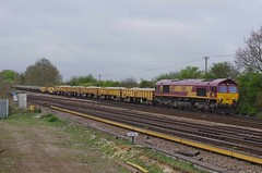 66197 worting 05/05/2013 (Offroadanonymous) Tags: 66197 worting