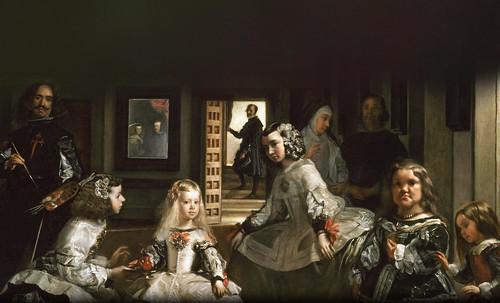 """Meninas, iconósfera de Diego Velazquez (1656), estudio de Francisco de Goya y Lucientes (1778), paráfrasis y versiones Pablo Picasso (1957). • <a style=""""font-size:0.8em;"""" href=""""http://www.flickr.com/photos/30735181@N00/8747975616/"""" target=""""_blank"""">View on Flickr</a>"""