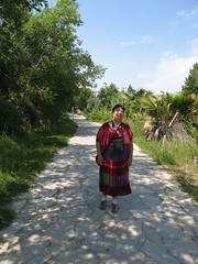 Andra on the Dalyan street along the river. (Radu Bucuta) Tags: holiday turkey easter paste dalyan concediu 2013 turcia