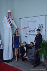 381792_2704089960359_1334749688_n (Tim4Hire) Tags: florida miami circus entertainer miamibeach stiltwalker southflorida dade whitetuxedo wwwtim4hirecom