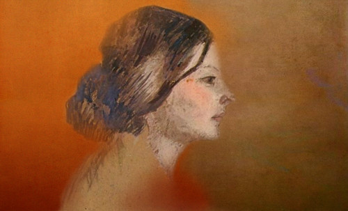 "Las Madeleines escuchando la soleada soledad, descripciones de Henri de Toulouse Lautrec (1889) y Pablo Picasso (1904). • <a style=""font-size:0.8em;"" href=""http://www.flickr.com/photos/30735181@N00/8805120889/"" target=""_blank"">View on Flickr</a>"