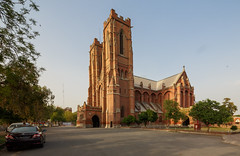 7C1A5259 (Liaqat Ali Vance) Tags: road old pakistan church beauty architecture buildings mall photography cathedral photos punjab lahore