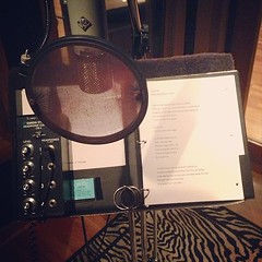 Recording vocals again. Prayers would be greatly appreciated. #worship #singanewsong