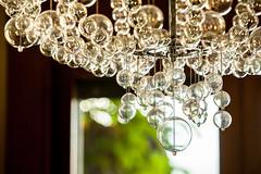... lamp bubbles sphere bubble luce bolla vetro bolle lampadario sfera