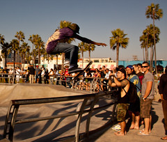 Skater Flies over the Railing - Venice Beach Skate Park, CA (ChrisGoldNY) Tags: california venice usa america canon poster losangeles cool forsale air skateparks skaters tricks palmtrees socal posters albumcover venicebeach bookcover railing southerncalifornia crowds bookcovers albumcovers stunts laist losangelescounty stakeboarding venicebeachskatepark chrisgoldny chrisgoldberg chrisgold chrisgoldphoto chrisgoldphotos
