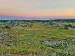 North Dakota (whitneybuckman) Tags: badlands northdakota nd greengrass horizon openspace landscape land