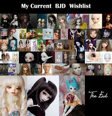 My Current BJD Wishlist (rikke.dehli) Tags: bjd balljointeddolls balljointeddoll balljointed doll dolls wishlist bjdwishlist iplehouse biance stella doria addiction creature augie aggie bliss dream high studio odile dust kte aileen cedric cocoriang rehreh reh mushroom peddler unicorn dragon nappy choo sleepingelf coco raspberry radicelle larry snail dc chateau eloy twigling snow nymph depthsdolls soom vorin elleki chestnut ken no kokoro cocoon hilla