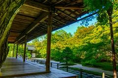 East garden, Tenjuan (T.Machi) Tags: zen nanzenji tenjuan garden kyoto japan fujifilm xf1 hdr