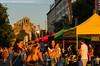 Фестивал София диша / Sofia Breathes Festival (AVasilev) Tags: софия диша фестивал залез хора шатри sofia breathes festival sunset people tents