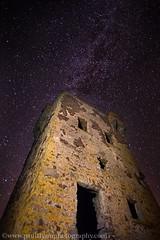 Knockadoon-Tower_1 (paulflynn) Tags: stars knockadoon milkyway night tower watchtower