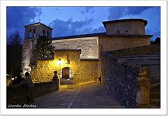 Antigua Iglesia de San Miguel - Cuenca (Lourdes S.C.) Tags: iglesia nocturna cuenca castillalamancha espaa