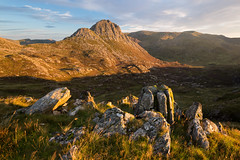 The Calm Before The Storm (Explored) (RattyBoots) Tags: canon1635f4 canon5dmk3 polariser snowdonia tryfan wales uk adventure wildcamping alexnailworkshop august2016