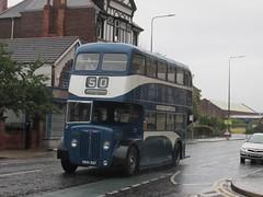 KHCT 337 OKH337 Alfred Gelder St, Hull at Big Bus Day 2016 (1) (1280x960) (dearingbuspix) Tags: 337 preserved khct kingstonuponhullcorporationtransport okh337 bigbusday bigbusday2016 corporationtransport