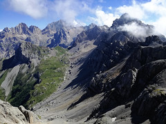 Marmolada (Stefano Piccin) Tags: passosanpellegrino bepizac marmolada grupposella sassolungo sassopiatto cimauomo valdifassa trentinoaltoadige