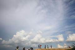 Visit Sylhet for  Landscape (HamimCHOWDHURY  [Active 01 Feb 2016 ]) Tags: landscape nature waterscape skyscape green sylhet jaintapur boat ratargul swampforest vacation goainghat bangladesh