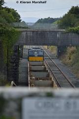 084 departs Kildare, 22/9/16 (hurricanemk1c) Tags: railways railway train trains irish rail irishrail iarnród éireann iarnródéireann kildare 2016 generalmotors gm emd 071 dfds detforenededampskibsselskab 084 1105ballinawaterford