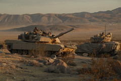 Scout Recon (pao3abct) Tags: 3rdarmoredbrigadecombatteam 3abct 4thinfantrydivision 4id 410cav 166armorregiment 168armor abrams tank bradley ntc national training center fortirwin nationaltrainingcenter army fortcarson