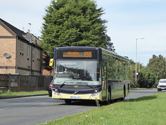 East Yorkshire 387 BT65 JGY on X55 (sambuses) Tags: eastyorkshire 387 bt65jgy