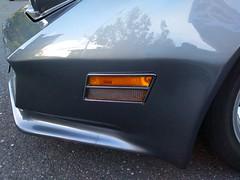 Grey Greenwood Corvette - left front blinker (mtbboy1993) Tags: grey blinker