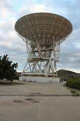 Sicily -  Noto  ...radiotelescope ... three years of my work (lucio_Kayak) Tags: sicily noto radiotelescopi