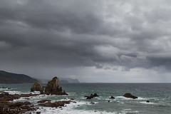 S. Juan de Gaztelugatxe (Ferruxe65) Tags: sjuandegaztelugatxe canoneos7d sigma1770 bizkaia marcantbrico agua water sea mar basquecountry cantabricsea spain espaa ngc seascape martimas paisvasco landscape paisajes nubes clouds cost