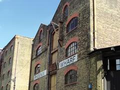 Phoenix Wharf (Avvie_) Tags: frances coles london east spitalfields aldgate whitechapel jack ripper stepney wapping catherine wheel alley swallow gardens st georges mortuary