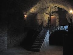 Chartreuse de la Verne / Partie basse du monastre (Charles.Louis) Tags: var provence paca verne chartreuse monastre abbaye religion architecture pierre patrimoine