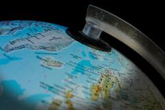 Globe, G is the first letter of my Name (G. Lang) Tags: explored macro globus globe sonyrx100iii makro macromondays thefirstletterofmyname ggerald greenland dust staubig grönland