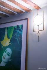 Caos_08 (Decoratrix.com) Tags: casadecor decoración interiorismo madrid exposición 2016 lámpara aplique