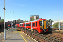 387208 - Clapham Junction (Tommy's Railway Photos (formerly 96tommy)) Tags: uk gb great britain united kingdom england class 387 3872 clapham junction railway train station emu electric multiple unit photo photography transport transportation kingdon london
