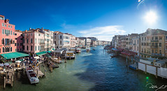 2016-08-10_Venedig - Venice_IMG_7893-Pano (dieter_weinelt) Tags: bluesky brcken dieter fiona gondeln kanal kanle melanie sommer2016 sonnenschein touristen venedig venice victoria blauerhimmel boats boote bridges bunt buntehuser canals colorfull gondolas summer2016 sunshine tourists