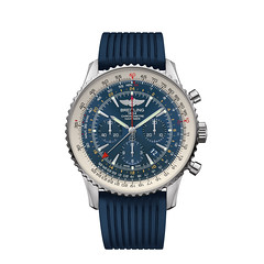 Breitling Navitimer GMT Aurora Blue Limited Edition (Your Watch Hub) Tags: 48mm automatic chronograph gmt men movementbreitlingcalibreb04 navitimer pricebetween5000and10000 swissmade