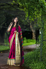 Winni (Safaria Suhas) Tags: outdoor portrait sari bangladesh dhaka girl cute canon cutegirl cutelook costume color colors daylight people photography pretty