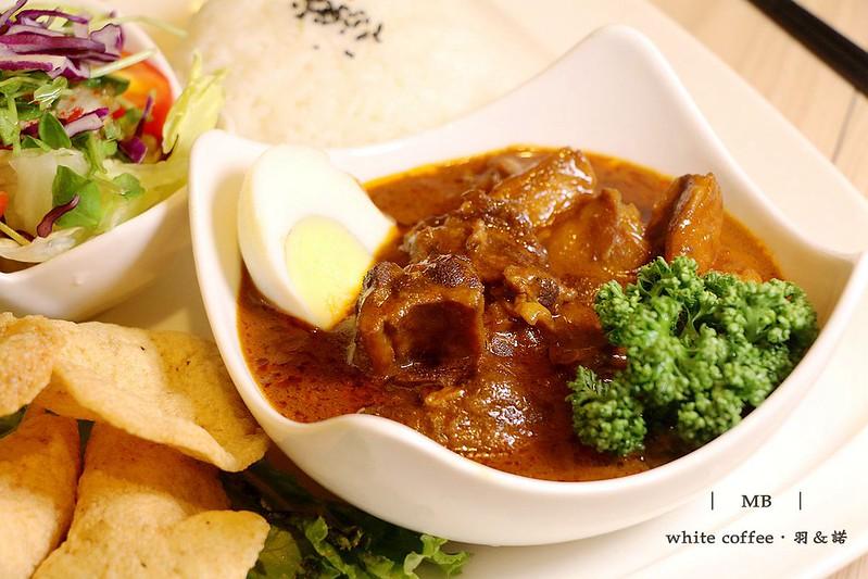 MB white coffee士林店南洋風味美食咖啡廳039