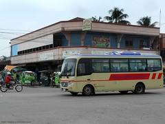 Davao Metro Shuttle 57 (Monkey D. Luffy 2) Tags: bus mindanao photography philbes philippine philippines enthusiasts society golden dragon