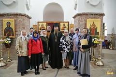 50. Престольный праздник в Святогорске 30.09.2016