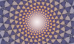 Geometric Trip ! (Erroba) Tags: twirl blackholestars triangular tessellation julia erlend robaye erroba belgium belgi belgique