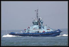 Phenix (leightonian) Tags: uk island boat ship unitedkingdom isleofwight solent gb tug isle cowes wight iow
